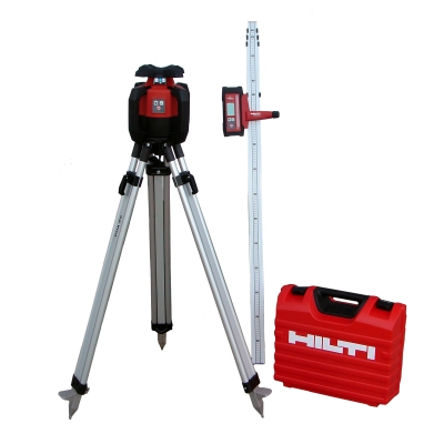 Hilti Rotationslaser PR 2 HS A12 Set